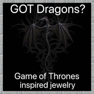 Jewelry - Dragon themed jewelry